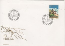 PREMIER JOUR  9490 VADUZ  AUSGABETAG - Covers & Documents