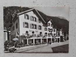 CPSM SUISSE Hôtel Restaurant ERSTFELD 1961 - UR Uri