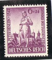 Deutsches Reich, Nr. 819** (T 13758) - Allemagne