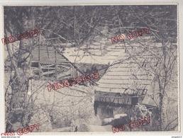 Au Plus Rapide Hautes Alpes Avril 1962 Village Abandonné Autour De Briançon - Plaatsen