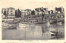 Blankenberghe - Le Port - A. Dohmen N° 115 - Blankenberge