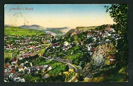 SARAJEVO  Bistrik RAILWAY  Jewish Publisher: Leon Finzi BOSNIA-Dubrovnik   VF   Used  POSTCARD  (023) - Bosnie-Herzegovine