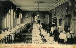 CPA - Belgique - Bouillon - Hôtel De La Poste - Salle à Manger - Bouillon
