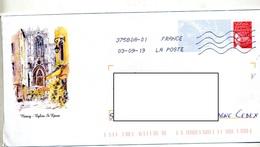 Pap Luquet Flamme Chiffree Sous Code Illustré Nancy Eglise - PAP: Ristampa/Luquet