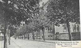 54 NANCY Ecole Professionnelle De L'Est  Batiment Des Classes Boulevard Lobau - Nancy