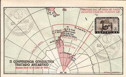 (St.Post.).Trattato Antartico.2^ Conferenza.Argentina.Terra Del Fuoco (13-20) - Trattato Antartico