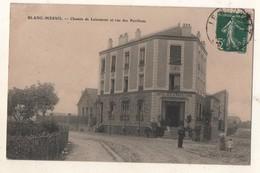 Blanc Mesnil Chemin De Laisemont Et Rue Des Pavillons - Le Blanc-Mesnil