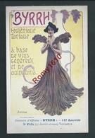 Vavasseur. Art Nouveau. 5e Prix Série Byrrh.  En Parfait état. Scan Recto/verso. - Illustrators & Photographers