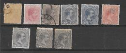 PUERTO RICO  1877  - 1891 - Stamps