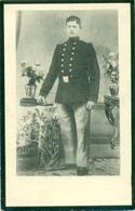 WO1 / WW1 - Doodsprentje Lebrun Nicolaus - Genappe / Calais - Gesneuvelde - Décès