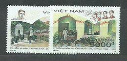 Vietnam Rep. Socialista - Correo 1998 Yvert 1797A/B ** Mnh - Vietnam