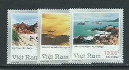 Vietnam Rep. Socialista - Correo 2002 Yvert 2045/7 ** Mnh - Vietnam