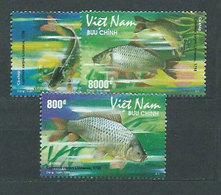 Vietnam Rep. Socialista - Correo 2008 Yvert 2302/4 ** Mnh   Fauna Peces - Vietnam