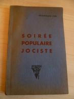 Soirée Populaire Jociste 1938 - Livres, BD, Revues