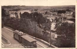 Namur - Tram - Panorama Vu Du Tienne Des Biches - Namur