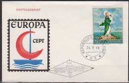 San Marino 1966 FDC Mi-Nr.879 Europa( D4282 )günstige Versandkosten - FDC