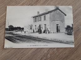 CPA 44 Le Gâvre La Gare - Le Gavre
