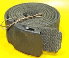 Ceinturon Toile Lg1M18 - Equipment
