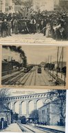 LOT N°9   15 CPA DIVERSES DE FRANCE - Postcards