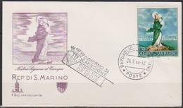 San Marino 1966 FDC Mi-Nr.879 Europa( D715 )günstige Versandkosten - FDC