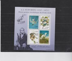FRANCE 1 BLOC FEUILLET Neuf Sans Charnières N° YT 18 - Audubon Oiseaux - Mint/Hinged
