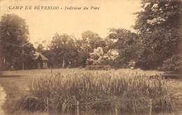 Camp De Béverloo - Intérieur Du Parc - Leopoldsburg (Beverloo Camp)