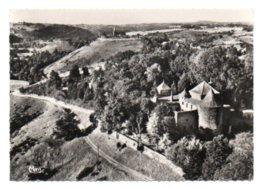 GF (63) 541, Saint St Pierre Le Chastel, Combier 257-58 A, Château De Bonnabaud, Donjon Roman - Frankrijk