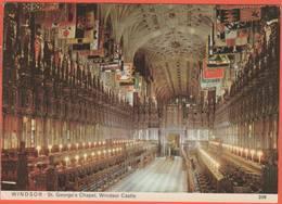GB - Regno Unito - GREAT BRITAIN - UK - 1979 - 40c Nederland + Flamme - Berkshire - Windsor Castle - St. George's Chapel - Windsor Castle