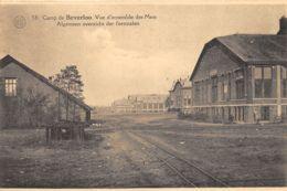 Camp De Beverloo - Vue D'ensemble Des Mess - Barracks