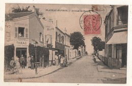 Plateau D Avron Avenue De Rosny - France