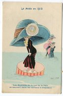 CPA   Illustrateur  :   Xavier  SAGER   La Mode 1910   A  VOIR  !!!!!!! - Sager, Xavier