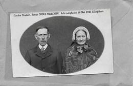 KALMTHOUT: FOTOKAART-COOLS-WILLEMEN - Kalmthout