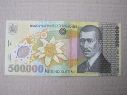 Romania / 500.000 Lei 2000 ( Polymer ) - Romania
