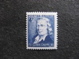 TB N° 619, Neuf XX. - France