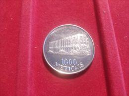 MOZAMBICO 1000 METICAS 1994 - Mozambique
