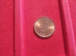 MOZAMBICO 50 CENTAVOS 1973 - Mozambique