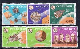 EQUATEUR 1966 ** - Ecuador