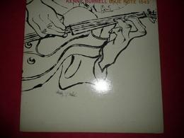 LP33 N°1040 - KENNY BURRELL - BLUE NOTE 1543 - COMPILATION 8 TITRES A APPARTENU AU LIDO CABARET A PARIS. - Jazz