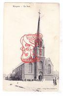 PK 2x Wingene - St.-Amanduskerk En Kerk Wildenburg - Afz. Pastoor Van Poucke / Ed. Ondanck - Wingene