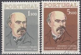PORTUGAL 1964 Nº 953/54 USADO - Used Stamps