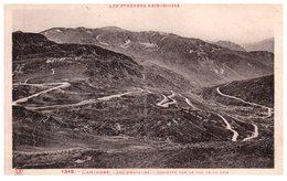 Col D'Envalira Route Du Pas De La Casa - Andorre