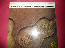 LP33 N°1042 - KENNY BURRELL - GUITAR FORMS - COMPILATION 9 TITRES - Jazz