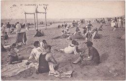 14. CABOURG. La Plage. 17 - Cabourg
