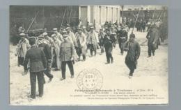 Prisonniers Allemands à Toulouse - Les Blessés Les Moins Atteints ....   Maca0545 - Guerre 1914-18
