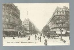 320 - Tout Paris - Boulevard Magenta ( Xè ArrT .. )    Maca0547 - Arrondissement: 10