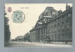 PARIS - 7 EME - TOUT PARIS N°198   - école Militaire - Avenue De Lamotte-Picquet    Maca0552 - Arrondissement: 07