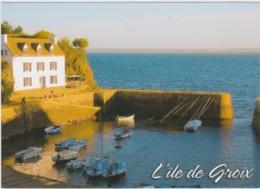 CPM L'Ile De Groix - Le Petit Port De Port Lay - Groix