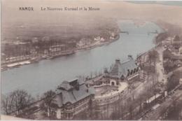 Cpa NAMUR - Le Nouveau Kursaal Et La Meuse - Namur