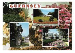 ANGLETERRE----ILE DE LA MANCHE--GUERNSEY----multi-vues---voir 2 Scans - Guernsey