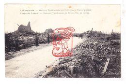 PK Loker Heuvelland - WO I Oorlog 14-18 - Huizen Vandromme En Gebr. Six - Heuvelland